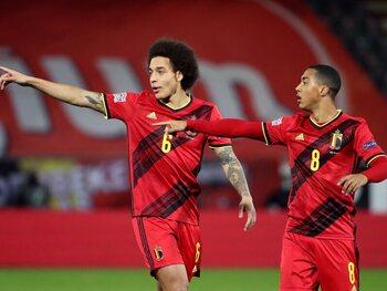 Qui pour remplacer Witsel et Meunier contre le Danemark?