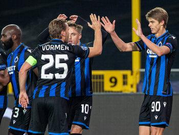 Le Club de Bruges va chercher la gloire à Rome