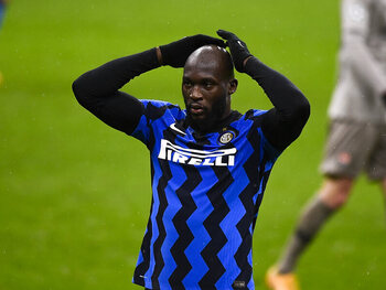 Triest Champions League-einde voor Inter en Romelu Lukaku