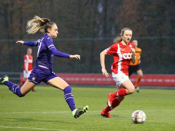 Wat als Standard Femina wint van Anderlecht en het kampioenschap nieuw leven inblaast?