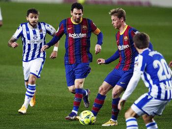 La Real Sociedad peut-elle priver le FC Barcelone d'une finale de Supercoupe d'Espagne?