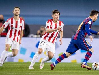 La finale de la Coupe du Roi entre l'Athletic Bilbao et le FC Barcelona sonnera comme une double revanche