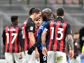 Avec les retrouvailles entre Ibrahimovic et Lukaku, le derby milanais s'annonce bouillant en Serie A