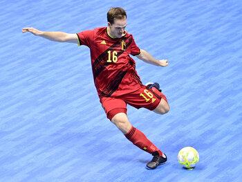 De Belgische futsalploeg gaat best niet overhaast te werk tegen Montenegro