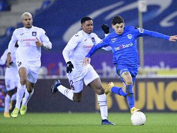 Genk veut répéter l'exploit de 2013 en Coupe contre Anderlecht