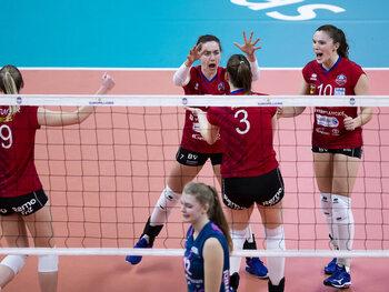 Weerhoudt Ladies Volley Limburg Asterix Avo van een 14de titel?