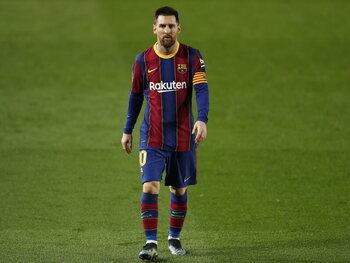 Bereidt Messi zich voor op zijn laatste Europese wedstrijd met FC Barcelona tegen PSG?