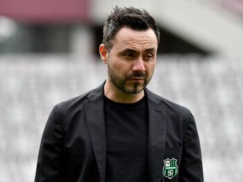 Roberto De Zerbi, de coach die van Sassuolo een attractieve ploeg gemaakt heeft