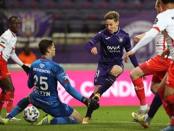 Anderlecht, Standard en Charleroi mogen niet missen op speeldag 32
