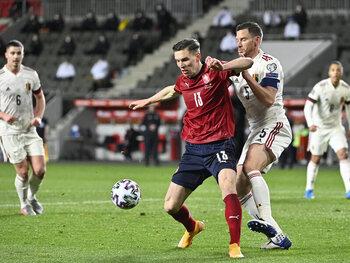 De Rode Duivels azen op een kleine revanche tegen Tsjechië