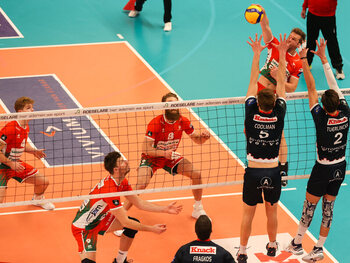 Roulers garde toutes ses chances contre Maaseik en finale du championnat de volley