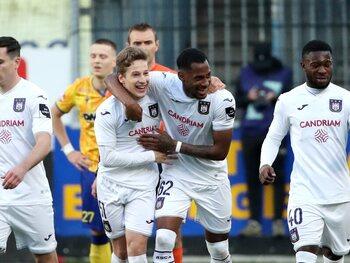 De sterren staan gunstig voor Anderlecht in play-off 1