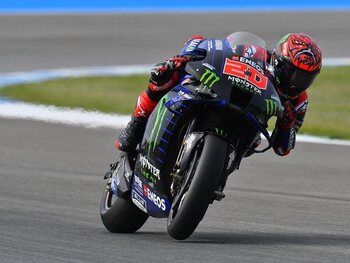 Kan Fabio Quartararo na zijn operatie ook winnen in de MotoGP van Frankrijk?
