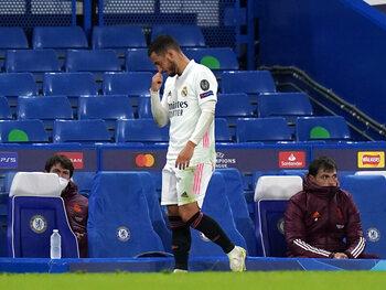 """Hazard a perdu tout crédit après l'élimination du Real Madrid en Ligue des champions : """"Bye bye Eden !"""""""