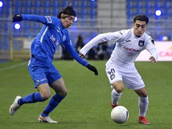 Anderlecht gaat tegen Genk voluit voor de tweede plaats