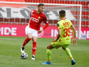 De terugkeer van Zinho Vanheusden: een streepje zonneschijn in het grijze seizoen van Standard