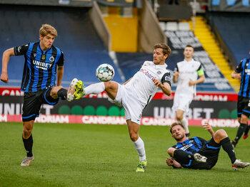 Club Brugge en Genk strijden in de Supercup om de eerste prijs van het seizoen