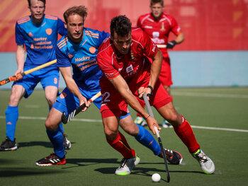 Red Lions op zoek naar de formule om Nederland te verslaan in halve finale van EK Hockey