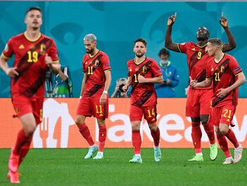 La Belgique peut assurer sa place en 1/8e contre le Danemark