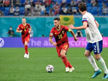Moet Eden Hazard in de basis starten tegen Denemarken?