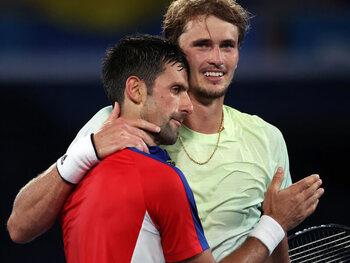 Kan Djokovic revanche nemen op Zverev in de halve finales van de US Open?