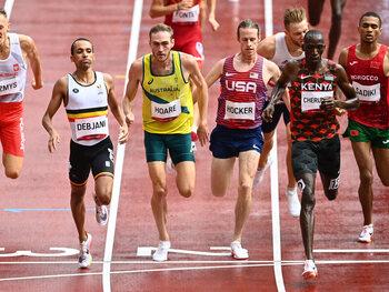 """Ismaël Debjani (30) debuteert op de Spelen met """"niets dan gelukzaligheid"""" op de 1.500 meter"""