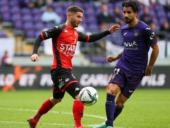 Seraing-speler Antoine Bernier wil zich extra tonen bij zijn terugkeer naar ex-club Antwerp