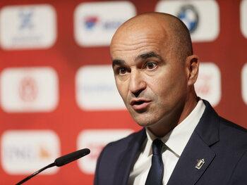 Pas de grand renouvellement en vue pour Roberto Martinez avant le match contre l'Estonie