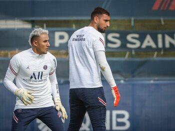 Keylor Navas versus Gianluigi Donnarumma: de clash der keepers die PSG zuur zou kunnen opbreken?