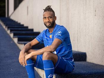 Pelé Mboyo, de backpacker van het Belgische voetbal