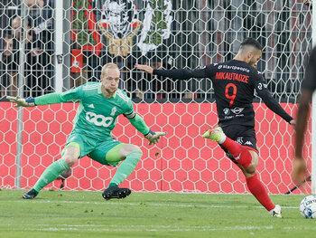 Vingervlugge Standard-doelman Arnaud Bodart is de held van de zevende speeldag