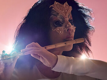 Björk op 13 november in Vorst Nationaal