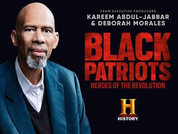 Black Patriots: Heroes of the Revolution op 23 augustus op HISTORY