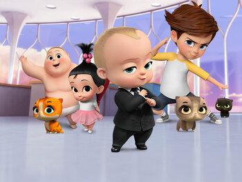 Populair bij de kleintjes: 'Boss Baby: Back in Business'