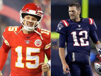 Patriots in gevaar bij het bezoek van de Chiefs zondag in de NFL?