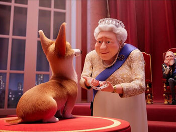 Regardez 'Royal Corgi' dans Movies & Series de Proximus Pickx