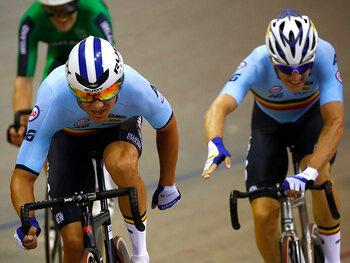Wat kunnen de Belgen op het EK baanwielrennen?