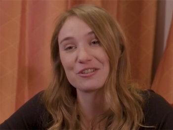 Interview de Deborah François : Mon pire Noël