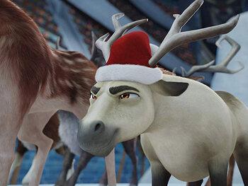 """""""Elliot, le plus petit des rennes"""", le film familial de cette fin d'année sur Proximus Pickx"""