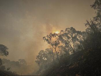 Incendies géants - Enquête sur un nouveau fléau, mardi 21 janvier à 20h30 sur La Deux