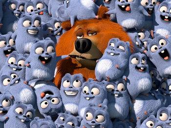 Grizzy en de lemmings, nieuwe afleveringen op Boomerang!