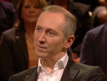 Ongezien: boze Helmut Lotti in Van Algemeen Nut