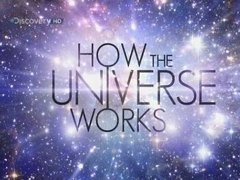 Hoe werkt het universum? Kijk naar How the Universe Works op Discovery Science!