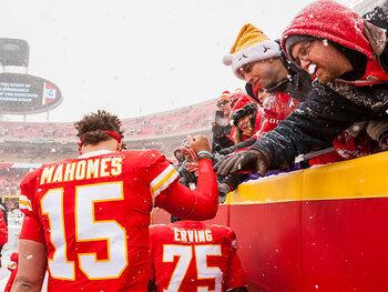Helpt Patrick Mahomes Andy Reid eindelijk aan succes in de Super Bowl?