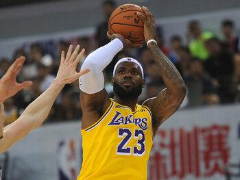 Live NBA op Martin Luther Kingdag