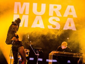 Win tickets voor Mura Masa