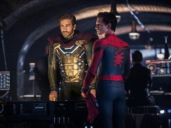 Spider-Man: Far From Home, te huur bij Proximus Pickx!
