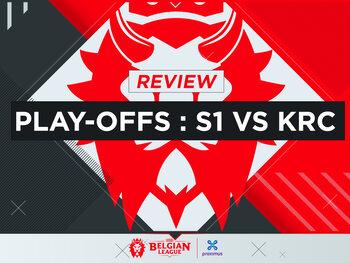 Belgian League: Sector One plaatst zich voor de finale na een epische wedstrijd