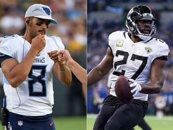 Tennessee Titans – Jacksonville Jaguars : la parole est à la défense
