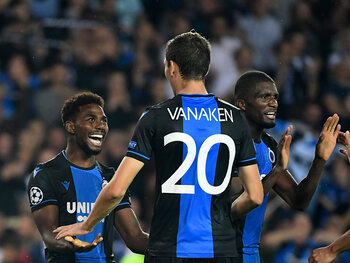 Start Club Brugge met een zege tegen Galatasaray in de UEFA Champions League?